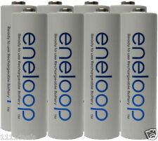 NEWEST VERSION Eneloop AA NiMH 2000mAh Batteries (MIN 1900) 8 Pack