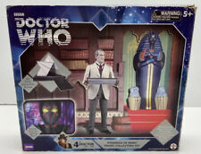 More details for doctor who 'pyramids of mars' 'priory' collectors' figure set | fast shipping