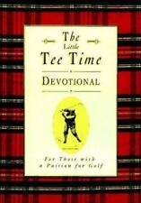 The Golfer's Tee Time Devotional by James R. Bolley (1997, Hardcover / Mixed...
