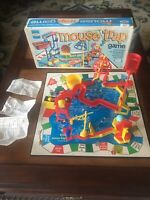 Vintage Mouse Trap board game with box and instructions by Ideal