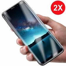 2x Panzer Folie 3D Samsung Galaxy S8 / S8 Plus Display Schutz Folie Cover KLAR