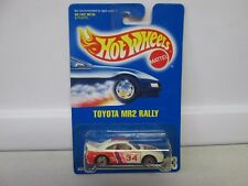 Hot Wheels Toyota MR2 Rally White No 233 (1)