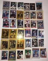 Giant LOT Vintage Rookie Baseball Card Anthology Topps Donruss Fleer 1986-99 HOF