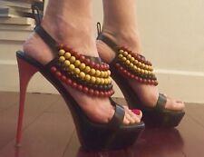 BURBERY Perlen Sandalen Größe 40-Kostenloser Versand in die USA