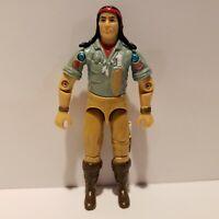 G.I. Joe ARAH 1984 SPIRIT Action Figure SUPER NICE!!