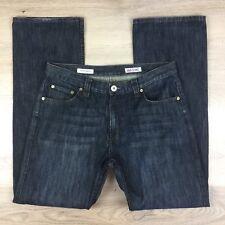 Jag Jeans Classic Fit Regular Men's Jeans Size 34 Actual 35 L33.5 (AH20)