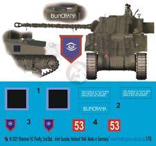 Peddinghaus 1/16 Sherman VC Firefly Buncrana Markings 2nd Irish Guards WWII 3521