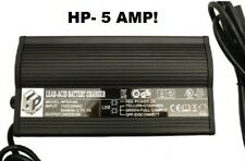 New High Power Hp8204B 24V 5A Lead-Acid Battery Charger incl. 3-Pin Power Cord