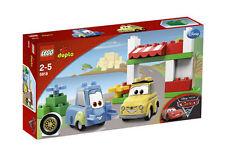 LEGO ® 5818 CARS _ movimento con Luigi e Guido NUOVO OVP _ BACK TO ITALY NEW MISB NRFB