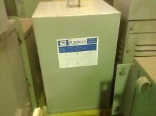 OLSON 5 KVA 1 PHASE 208 - 220 VOLT TRANSFORMER