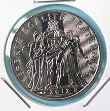 263 - 10 € FRANCE - 2012 : Hercule - argent