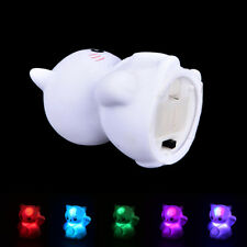 Color Changing LED Lamp Night Light CAT Animal Shape Home Party Decor Gift RD PD