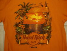 Hard Rock Guitar Company Las Vegas /  Hard Rock Cafe Navy Shirt S / M