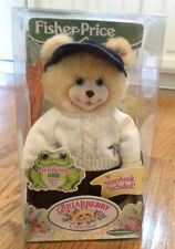 Fisher Price Briarberry Bear Benberry in Sweater & Hat Set new