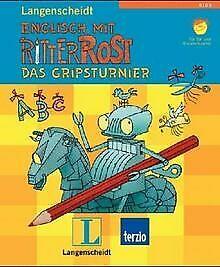 Englisch mit Ritter Rost / Das Gripsturnier von Jörg Hil... | Buch | Zustand gut