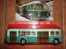 n° 74 FIAT 411/1 CANSA ATM  Autobus et Autocar du Monde année 1962 1/43 Neuf