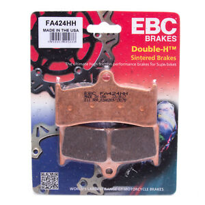 EBC FA424HH Replacement Brake Pads for Front MV Agusta F4 1000 S 04-06