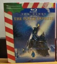 with TO FROM SLIP COVER BLU RAY TOM HANKS THE POLAR EXPRESS FREE 1STCLS S&H