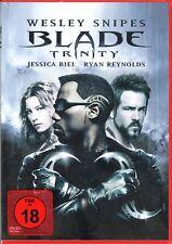 Blade 3 - Trinity , uncut / Kinofassung , verschweißte Neuware