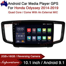 """10.1"""" Android 9.1 Car Stereo Media Player GPS Head Unit For Honda Odyssey 14-19"""
