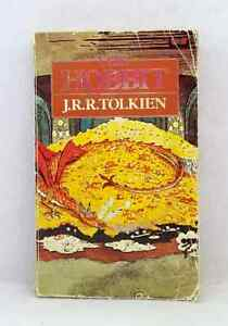 The Hobbit or There and Back Again by J. R. R. Tolkien Unwin vintage paperback