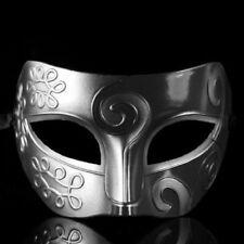 Men Adult Masquerade Greek Roman Facial Mask for Fancy Dress Masked Ball ED