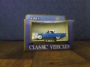 ERTL - Classic Vehicles # 2802 '57 Thunderbird