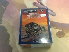 40K Warhammer Necron Canoptek Spyder Box sealed