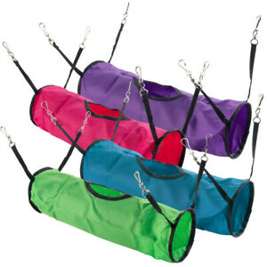 Kaytee Simple Sleeper Play Tunnel  Colors Vary Free Shipping