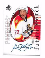 2005-06 SP Authentic Anthony Stewart #d 39/999