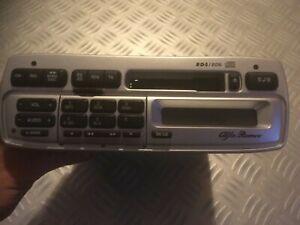 2000 Alfa Romeo GTV original Cassette player