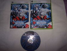 BLAZBLUE CALAMITY TRIGGER, XBOX 360/X BOX 360, GIAPPONESE/JAP/IMPORT/JP