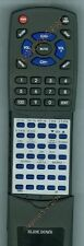 Replacement Remote for JVC RX500, RM500, RX500B