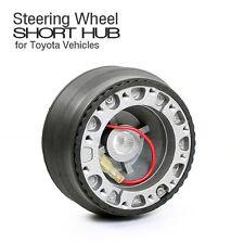 """For TOYOTA Land Cruiser 100 Series 2"""" Short Hub Steering Wheel Adapter Boss Kit"""