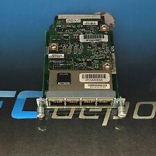 Cisco HWIC-4ESW-POE 4-Port Ethernet PoE Switch High-Speed WAN Card