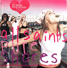 All Saints CD Single Pure Shores - Europe (VG+/EX+)