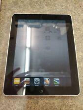 Apple iPad 1st Gen. A1219 16GB - gray - USED WORKING