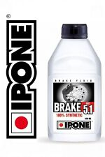 Brake fluid IPONE DOT 5.1 Motorcycle Scooter ATV Bike Snowmobile 500ml YAMALUBE