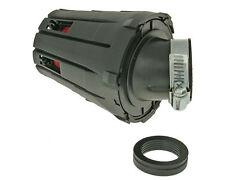 Yamaha Jog CS50 50cc 45° 28/35mm Racing Air Filter Red