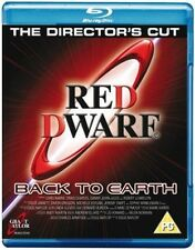 Red Dwarf Back to Earth 5051561000522 With Chris Barrie Blu-ray Region B