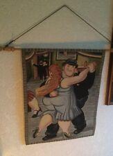 Fine Art Arazzo Da Appendere Fernando Botero ballerini Metrax craye Fiandre in Belgio