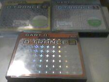 D Trance Gary D  Vol.1/2002 ,2/2002 ,3/2002  sehr   guter Zustand Sammlung
