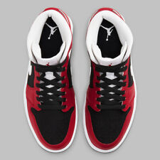 Jordan 1 Mid Gym Red Black W EU 38   US 7W