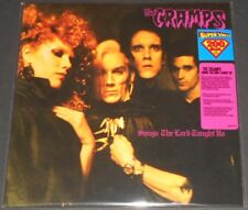 THE CRAMPS songs the lord taught us USA LP new 200 GRAM VINYL limited #1069/1500