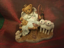 "Cherished Teddies ""Everyone Needs Someone To Watch Over Them� 2001 #706787"