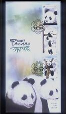 Singapore Stamps First Day Cover FDC - 1st Released   2012  Giant Pandas