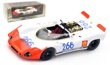 Spark 43TF69 Porsche 908/2 Winner Targa Florio 1969 - Mitter/Schutz 1/43 Scale