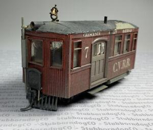 On30 Custom Built Rail Bus Critter Locomotive