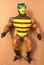 Vintage He-Man BUZZ OFF Action Figure Masters of the Universe 1983 bee wasp