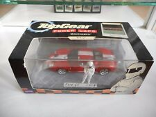 Minichamps TopGear Power Laps Ford GT in Red on 1:43 in Box